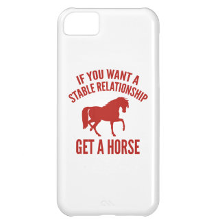 Get A Horse Cover For iPhone 5C