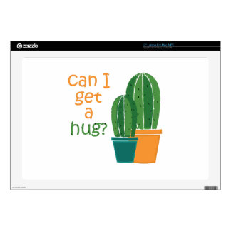 Get A Hug Decals For Laptops