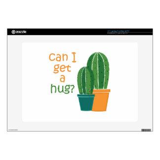 "Get A Hug 15"" Laptop Skin"