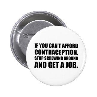 Get A Job Buttons