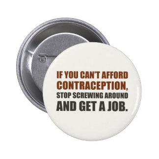 Get A Job Pinback Buttons
