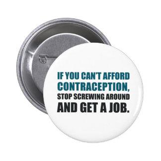 Get A Job Pin