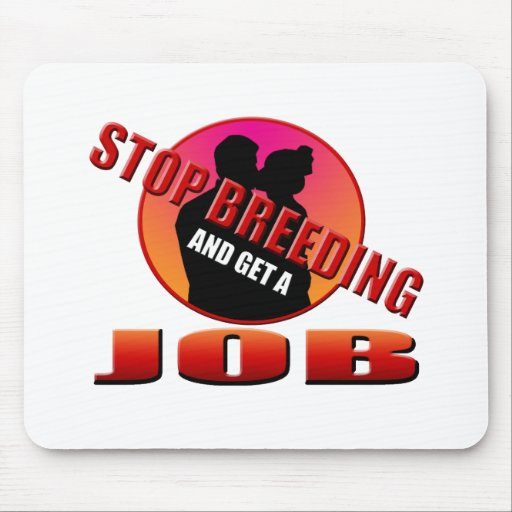 Get a Job Mousepad