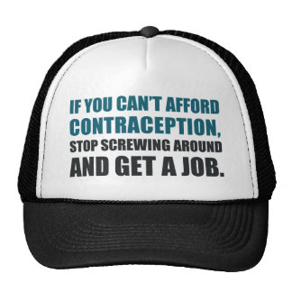 Get A Job Trucker Hat