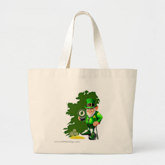 """Get a """"Kloo"""" Large Tote Bag"""