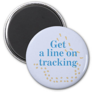 Get a Line on Tracking v2 Magnet