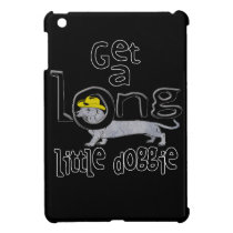 Get a Long Little Doggie Mini Dachshund Dog Case For The iPad Mini
