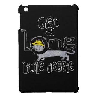 Get a Long Little Doggie Mini Dachshund Dog Case For The iPad Mini