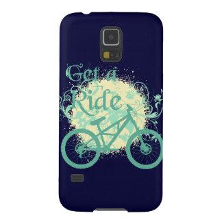 Get a ride galaxy s5 case