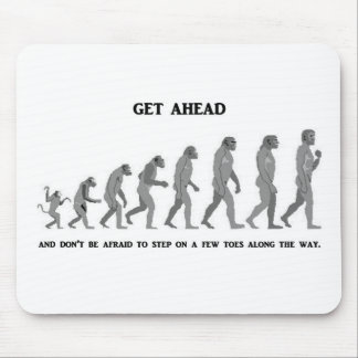 get-ahead-and-dont-be-afraid-to-step-on-a-few-toes mouse pad