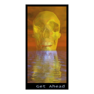 Get Ahead Poster