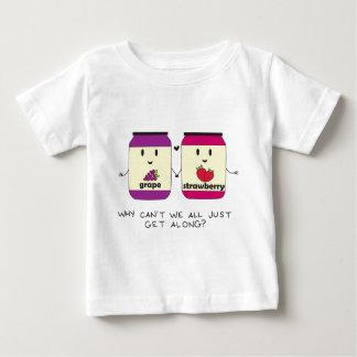 Get Along Baby T-Shirt