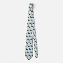 Get Along Little Doggie Neck Tie