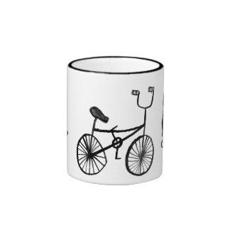 Get around ringer coffee mug