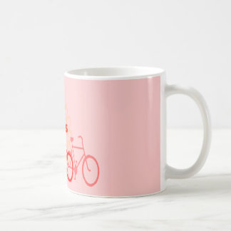 Get Behind The Bars  Cyclist gifts Coffee Mug
