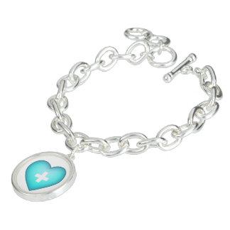 Get Better Heart Bracelet