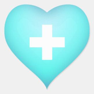 Get Better Heart Sticker
