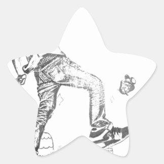 get big star sticker