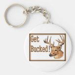 Get Bucked Deer Key Chain