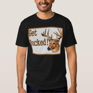Get Bucked Deer T-Shirt