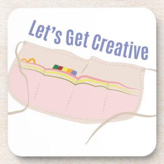 Get Creative Drink Coaster