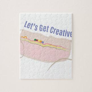 Get Creative Jigsaw Puzzles