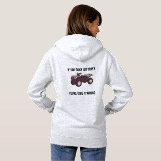 """""""Get Dirty"""" Hoodie Sweatshirt"""