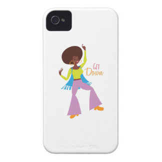 Get Down iPhone 4 Cover