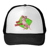Get Down Corgi Mesh Hats