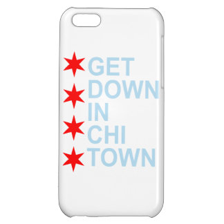 Get Down in Chi Town iPhone 5 case