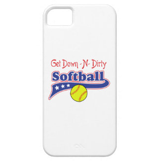GET DOWN N DIRTY iPhone 5 CASES