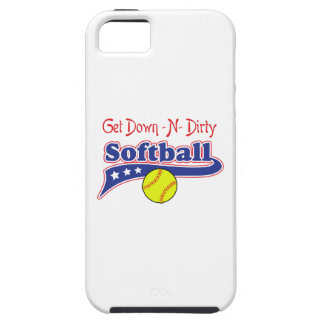 GET DOWN N DIRTY iPhone 5 CASE