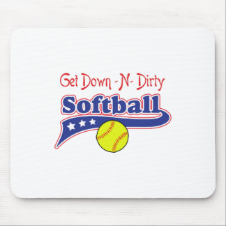 GET DOWN N DIRTY MOUSE PADS