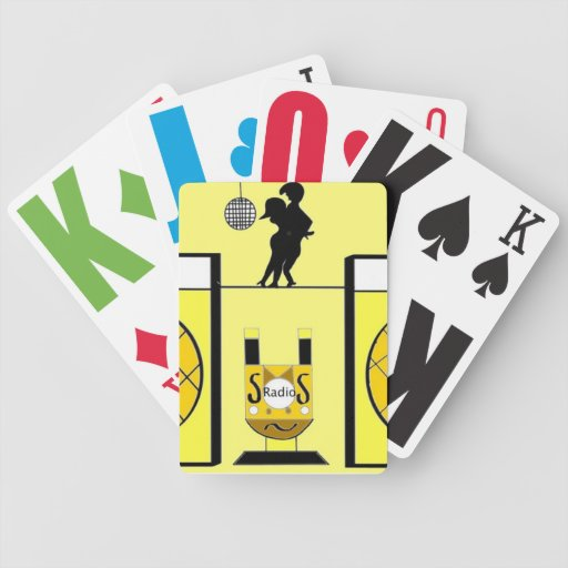Get Down Playing Cards