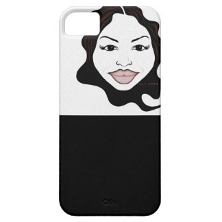 Get Down Wit Cha Black And White Split for mobile iPhone 5 Covers