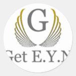 Get E.Y.N fashion Stickers