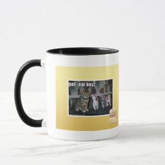 Get em boyz mug