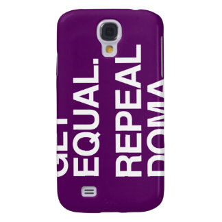 GET EQUAL REPEAL DOMA -.png Galaxy S4 Cases