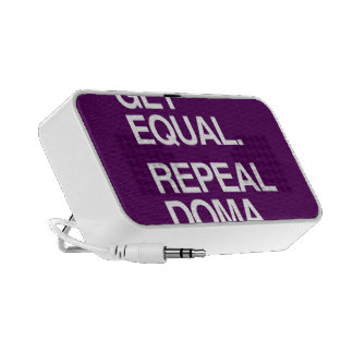 GET EQUAL REPEAL DOMA -.png Speaker System