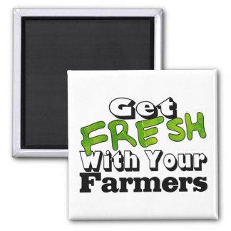 Get Farmer Fresh Magnet