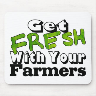 Get Farmer Fresh Mouse Pad