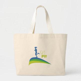 Get Fit Tote Bag