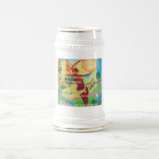 Get Fit Beer Stein