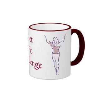 Get Fit Challenge Mugs