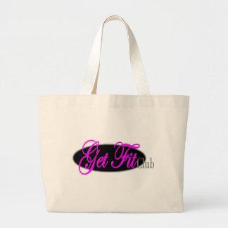 Get Fit Club Apparel Bags
