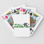 Get Full-E Connected Bicycle Card Decks