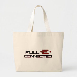 Get Full-E Connected Large Tote Bag