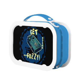 Get Fuzzy! Guitar Fuzz Pedal Lunchboxes