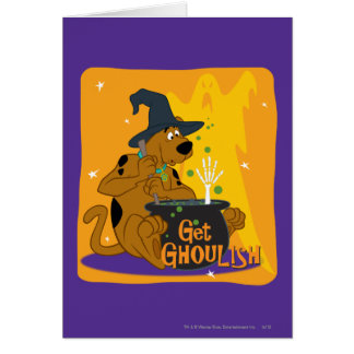 Get Ghoulish Card