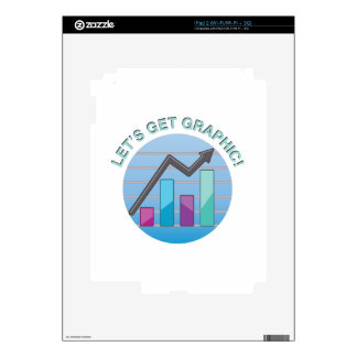 Get Graphic iPad 2 Decal